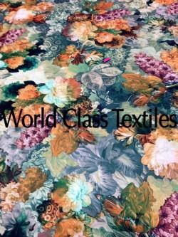 Satin Print Tapestry